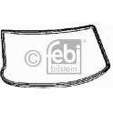 Těsnění, přední sklo FEBI Mercedes 123