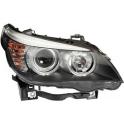 Hlavní reflektor HELLA 1EL 009 449-021 BMW 5 E60-E61 - pravý