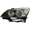Hlavní reflektor HELLA 1EL 160 287-011 BMW 5 E60-E61 - levý