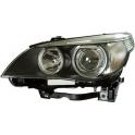 Hlavní reflektor HELLA 1EL 160 295-001 BMW 5 E60-E61 - levý