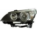 Hlavní reflektor HELLA 1EL 163 073-011 BMW 5 E60-E61 - levý