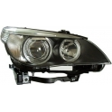 Hlavní reflektor HELLA 1EL 163 074-011 BMW 5 E60-E61 - pravý