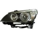 Hlavní reflektor HELLA 1EL 163 079-001 BMW 5 E60-E61 - levý