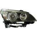 Hlavní reflektor HELLA 1EL 163 080-001 BMW 5 E60-E61 - pravý
