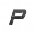 Znak P samolepící PLASTIC