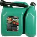 SHERON kombinovaný kanystr 6+2,5 lt zelený
