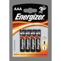 ENERGIZER alkalika base AAA/4