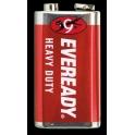 EVEREADY RED zinkochlorid 9V/1