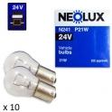 NEOLUX Standart P21W 24V/N241