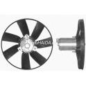 Ventilátor bez krytu/podpěry VW Golf III, IV, Vento..., Seat Ibiza, Cordoba, Inca