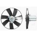 Ventilátor bez krytu/podpěry VW Golf II, III, Jetta, Vento, Passat B3, B4, Scirocco, Corrado, Audi 100...