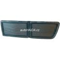 Clona předního mlhového světla v nárazníku VW Golf III, Vento (bílá) - pravá