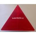 Reflexní trojúhelník pro pøívìs - 130mm
