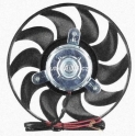 Ventilátor bez krytu Audi 80, 100, A4, A5, A8, Seat Ibiza, Toledo