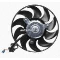 Ventilátor bez krytu Audi 80, 100, A4, A5