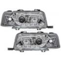 Hlavní èiré tuning reflektory Dewil Eyes Audi 80 (B4)