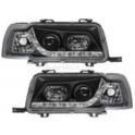 Hlavní èerné tuning reflektory Dewil Eyes Audi 80 (B4)