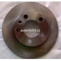 Brzdový kotouè MEYLE 115 523 1008 - 232mm - zadní