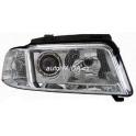 Hlavní reflektor TYC H7/H7 Audi A4 (B5) od r.1999 - pravý TYC
