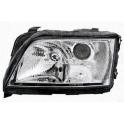Hlavní reflektor H1/H1 Audi A6 (C4) - levý