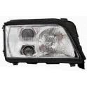 Hlavní reflektor H1/H1/H3 Audi A6 (C4) - pravý