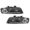 Hlavní èerné tuning reflektory Dewil Eyes Audi A4 (B6)
