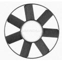 Vrtule ventilátoru BMW 3 E30, E36, E46, 5 E34 TDS, E39, 7 E38, E65-66, X5 E83, Opel Omega 2,5TD
