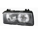 Hlavní reflektor BMW 3 E36 - pravý