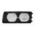 Sklo reflektoru BMW 3 E36 - levé