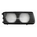 Sklo reflektoru BMW 3 E36 - pravé