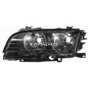Hlavní reflektor BMW E46 Coupe/Cabrio 99-03 - levý AL
