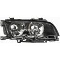 Hlavní reflektor BMW E46 Coupe/Cabrio 99-03 - pravý AL
