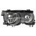 Hlavní reflektor AL BMW E46 Compact - pravý