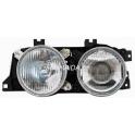 Hlavní reflektor DJ AUTO BMW E32, E34 - levý