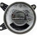 Hlavní vnìjší pøední reflektor TYC BMW 7 E32, 5 E34 - levý