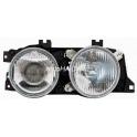 Hlavní reflektor DJ AUTO BMW E32, E34 - pravý