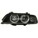 Hlavní reflektor BMW 5 E39 Facelift - levý
