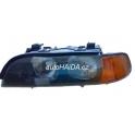 Hlavní reflektor BMW 5 E39 - levý TYC
