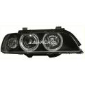 Hlavní reflektor BMW 5 E39 Facelift - pravý