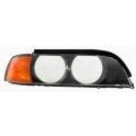Sklo reflektoru BMW 5 E39 - pravé