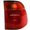Vnější koncové světlo (bílá směrovka) BMW 5 E39 Touring - levé