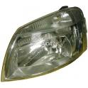 Hlavní reflektor VISTEON Citroen Berlingo, Peugeot Partner od r.2002 - levý