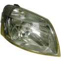 Hlavní reflektor VISTEON Citroen Berlingo, Peugeot Partner od r.2002 - pravý
