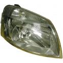 Hlavní reflektor TYC Citroen Berlingo, Peugeot Partner od r.2002 - pravý