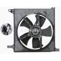 Ventilátor s krytem/podpìrou Daewoo Nexia 1,5