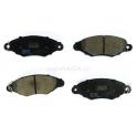 Brzdové destičky SRL S70-0047 Citroen Xsara, Nissan Kubistar, Renault Kangoo - přední