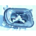 Přední mlhové světlo TYC Mercedes E W210 do 06/1999 - pravé