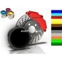 Barva na brzdové třmeny a motor kelímek 250 ml černá
