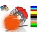 Barva na brzdové třmeny a motor kelímek 250 ml oranžová