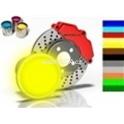Barva na brzdové třmeny a motor kelímek 250 ml žlutá světlá
